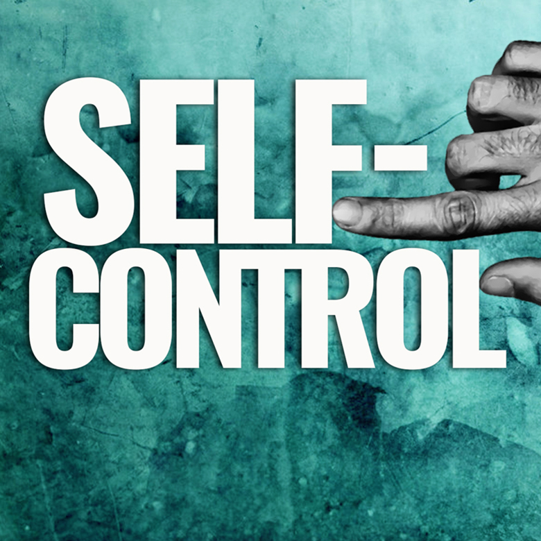 self control So by giving up chocolate, sweets, alcohol, or social media for the 40 days of lent, we can increase our powers of self-control and then exercise those powers in other realms of life where perhaps.