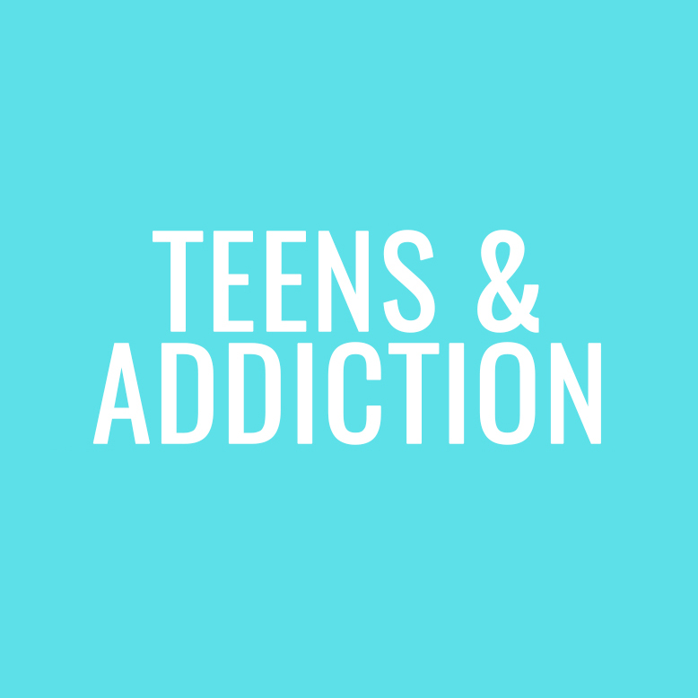 teensaddiction